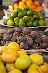 Mangosteens at market, Phnom Penh, Cambodia, Indochina, Southeast Asia, Asia Stock Photo - Premium Rights-Managed, Artist: Robert Harding Images, Code: 841-06501919
