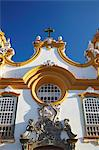 Matriz de Santo Antonio Church, Tiradentes, Minas Gerais, Brazil, South America Stock Photo - Premium Rights-Managed, Artist: Robert Harding Images, Code: 841-06501961