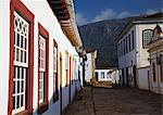 Colonial buildings, Tiradentes, Minas Gerais, Brazil, South America Stock Photo - Premium Rights-Managed, Artist: Robert Harding Images, Code: 841-06501967