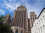 The Stalin building, one of the Seven Sisters buildings, Moscow, Russia, Europe Stock Photo - Premium Rights-Managed, Artist: Robert Harding Images, Code: 841-06501997