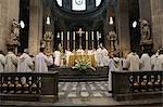 Eucharist at Saint Sulpice church, Paris, France, Europe Stock Photo - Premium Rights-Managed, Artist: Robert Harding Images, Code: 841-06502132