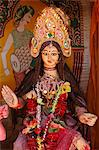 Hindu goddess, Goverdan, Uttar Pradesh, India, Asia Stock Photo - Premium Rights-Managed, Artist: Robert Harding Images, Code: 841-06502183