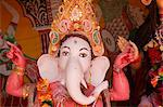 Statue of Hindu god Ganesh, Goverdan, Uttar Pradesh, India, Asia Stock Photo - Premium Rights-Managed, Artist: Robert Harding Images, Code: 841-06502186
