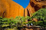 Uluru (Ayers Rock), Uluru-Kata Tjuta National Park, UNESCO World Heritage Site, Northern Territory, Australia, Pacific Stock Photo - Premium Rights-Managed, Artist: Robert Harding Images, Code: 841-06502333