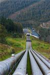 Water Pipeline in Western Tasmania, Australia Stock Photo - Premium Rights-Managed, Artist: Robert Harding Images, Code: 841-06502429