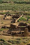Chaco ruins in the Chaco Culture National Historic Park, UNESCO World Heritage Site, New Mexico, United States of America, North America Stock Photo - Premium Rights-Managed, Artist: Robert Harding Images, Code: 841-06502477