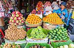 Fruit, Central Market, Phnom Penh, Cambodia, Indochina, Southeast Asia, Asia Stock Photo - Premium Rights-Managed, Artist: Robert Harding Images, Code: 841-06502592