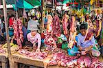 Central Market, Phnom Penh, Cambodia, Indochina, Southeast Asia, Asia Stock Photo - Premium Rights-Managed, Artist: Robert Harding Images, Code: 841-06502593