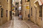 Narrow street in Old Town, UNESCO World Heritage Site, Kotor, Montenegro, Europe Stock Photo - Premium Rights-Managed, Artist: Robert Harding Images, Code: 841-06502963