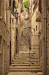 Narrow street, Old Town, Kotor, UNESCO World Heritage Site, Montenegro, Europe Stock Photo - Premium Rights-Managed, Artist: Robert Harding Images, Code: 841-06502981