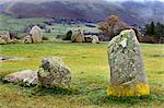 Castlerigg Stone Circle near Keswick, Lake District National Park, Cumbria, England, United Kingdom, Europe Stock Photo - Premium Rights-Managed, Artist: Robert Harding Images, Code: 841-06503051
