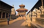 Chyasin Mandir, Durbar Square, Bhaktapur, UNESCO World Heritage Site, Kathmandu Valley, Nepal, Asia Stock Photo - Premium Rights-Managed, Artist: Robert Harding Images, Code: 841-06503107