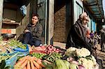 Market stall, Bhaktapur, Nepal, Asia Stock Photo - Premium Rights-Managed, Artist: Robert Harding Images, Code: 841-06503111