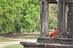 Angkor Wat, UNESCO World Heritage Site, Siem Reap, Cambodia, Indochina, Southeast Asia, Asia Stock Photo - Premium Rights-Managed, Artist: Robert Harding Images, Code: 841-06503397