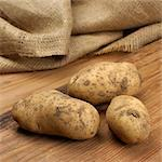 Potatoes Stock Photo - Premium Royalty-Free, Artist: Photocuisine, Code: 618-06503468