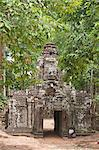 Angkor, UNESCO World Heritage Site, Siem Reap, Cambodia, Indochina, Southeast Asia, Asia Stock Photo - Premium Rights-Managed, Artist: Robert Harding Images, Code: 841-06503403