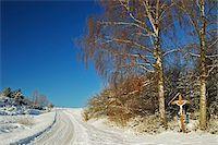religious cross nobody - Roadside Crucifix in Winter, near Villingen-Schwenningen, Schwarzwald-Baar, Baden-Wuerttemberg, Germany Stock Photo - Premium Rights-Managednull, Code: 700-06505779