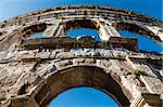 Ancient Roman Amphitheater in Pula, Istria, Croatia Stock Photo - Royalty-Free, Artist: anshar                        , Code: 400-06520122