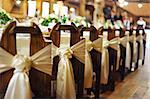 wedding banquet  in a restaurant Stock Photo - Royalty-Free, Artist: manifeesto                    , Code: 400-06526235