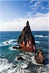 Seastack at Ponta de Sao Lourenco, Madeira, Portugal Stock Photo - Premium Rights-Managed, Artist: F. Lukasseck, Code: 700-06531501