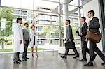 Doctors and businessmen meeting Stock Photo - Premium Royalty-Free, Artist: AWL Images, Code: 649-06532619