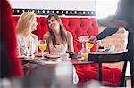 Women having breakfast together in cafe Stock Photo - Premium Royalty-Free, Artist: CulturaRM, Code: 614-06537164