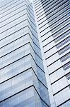 Low angle view of urban skyscraper Stock Photo - Premium Royalty-Free, Artist: urbanlip.com, Code: 614-06537386