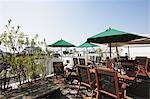 Restaurant terrace Stock Photo - Premium Rights-Managed, Artist: Aflo Relax, Code: 859-06537753