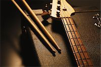 Musical equipment Stock Photo - Premium Rights-Managednull, Code: 859-06537952
