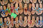 flip-flops at shoe store Stock Photo - Premium Royalty-Free, Artist: Cusp and Flirt, Code: 618-06538859