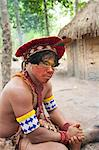 Brazil, Bahia, Porto Seguro, Pataxo indigenous Brazilian in the Jaqueira Pataxo Reservation Stock Photo - Premium Rights-Managed, Artist: AWL Images, Code: 862-06540807