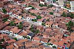 South America, Brazil, Ceara, Aerial view of terracotta roofed houses in Fortaleza city one of the 2014 World Cup cities Stock Photo - Premium Rights-Managed, Artist: AWL Images, Code: 862-06540825