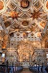 South America, Brazil, Bahia, Salvador, the Portuguese baroque interior of the Church of the Convent of St. Francis off the Pelourinho Stock Photo - Premium Rights-Managed, Artist: AWL Images, Code: 862-06540835
