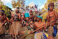 South America, Brazil, Miranda, Terena indigenous people from the Brazilian Pantanal Stock Photo - Premium Rights-Managednull, Code: 862-06540983