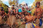 South America, Brazil, Miranda, Terena indigenous people from the Brazilian Pantanal Stock Photo - Premium Rights-Managed, Artist: AWL Images, Code: 862-06540983