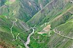 Canyon north of Pasto,Colombia,South America Stock Photo - Premium Rights-Managed, Artist: AWL Images, Code: 862-06541111
