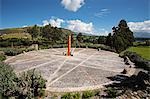 Equator monument at Cayambe, Ecuador Stock Photo - Premium Rights-Managed, Artist: AWL Images, Code: 862-06541255