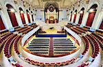 Europe, England, West Yorkshire, Huddersfield Town Hall Stock Photo - Premium Rights-Managed, Artist: AWL Images, Code: 862-06541335