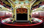 England, West Yorkshire, Wakefield, Theatre Royal Stock Photo - Premium Rights-Managed, Artist: AWL Images, Code: 862-06541423