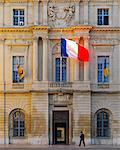 France, Provence, Arles, Place de la republic, Town hall Stock Photo - Premium Rights-Managed, Artist: AWL Images, Code: 862-06541478