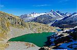 Europe, France, French Alps, Haute Savoie, Chamonix, Lac Blanc Stock Photo - Premium Rights-Managed, Artist: AWL Images, Code: 862-06541572