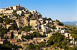 Town of Gordes, Vaucluse, Provence, France Stock Photo - Premium Rights-Managed, Artist: AWL Images, Code: 862-06541729