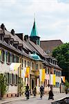 Europe, Germany, Freiburg, Baden Wurttemberg, old town Stock Photo - Premium Rights-Managed, Artist: AWL Images, Code: 862-06541802
