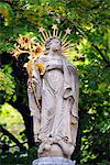 Europe, Germany, Freiburg, Baden Wurttemberg, religious statue Stock Photo - Premium Rights-Managed, Artist: AWL Images, Code: 862-06541807