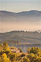 Italy, Umbria, Perugia district. Autumnal Vineyards near Montefalco Stock Photo - Premium Rights-Managednull, Code: 862-06542002