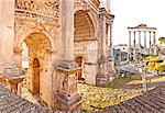 Roman Forum, Rome, Lazio, Italy, Europe. Stock Photo - Premium Rights-Managed, Artist: AWL Images, Code: 862-06542011