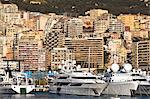 Hercules Port in La Condamine, Principality of Monaco, Europe, Europe Stock Photo - Premium Rights-Managed, Artist: AWL Images, Code: 862-06542358