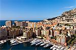 Fontvieille port in Principality of Monaco, Europe Stock Photo - Premium Rights-Managed, Artist: AWL Images, Code: 862-06542367
