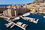 Fontvieille port in Principality of Monaco, Europe Stock Photo - Premium Rights-Managed, Artist: AWL Images, Code: 862-06542373