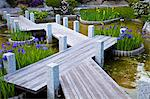 Japanese Gardens in Larvotto, Principality of Monaco, Europe Stock Photo - Premium Rights-Managed, Artist: AWL Images, Code: 862-06542392